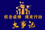 抗擊疫(yi)情 德發行(xing)動(dong)大事記(一)
