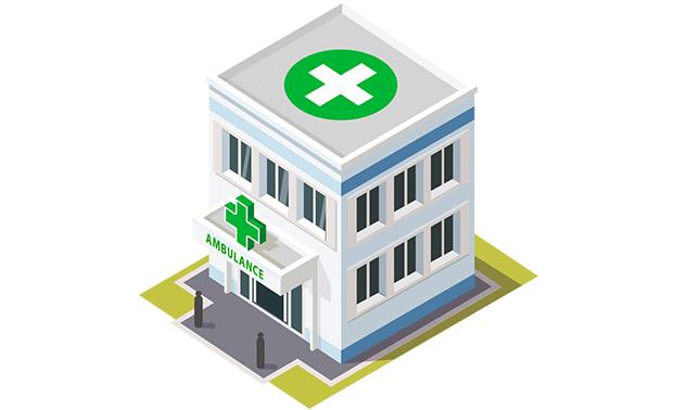 某三甲醫院中心(xin)機房建設項目